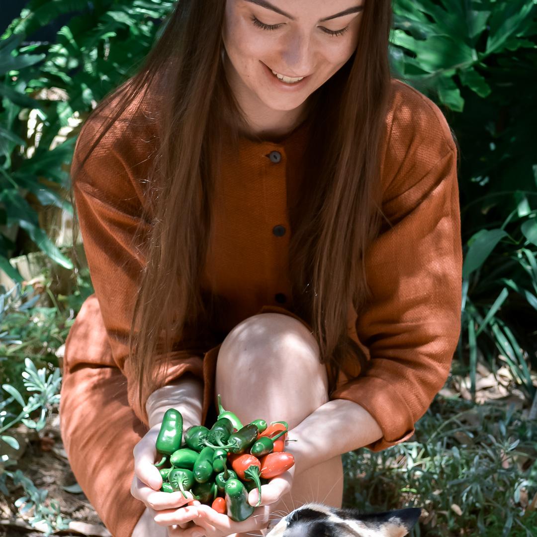 Molly Farai Sustainable Lifestyle